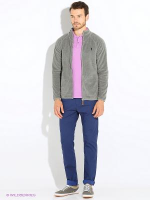 Кофта U.S. Polo Assn.. Цвет: серый