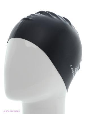 Шапочка плавательная SC14 Larsen. Цвет: черный