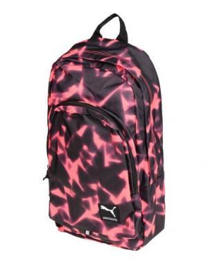 Рюкзаки и сумки на пояс PUMA. Цвет: фуксия