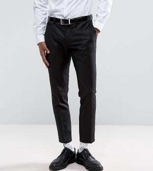 Noak Облегающие брюки под смокинг. Цвет: черный