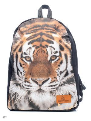 Рюкзак ПодЪполье. Цвет: бежевый, оранжевый, белый, черный, коричневый