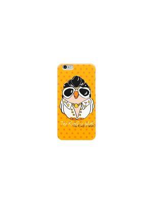 Чехол для iPhone 6/6S Элвис Пресли Goofi. Цвет: желтый