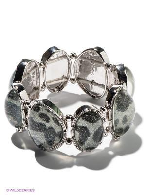 Браслет Art Silver. Цвет: серебристый