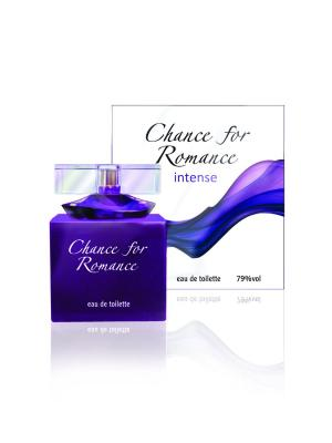 Т/в Chance for romance intense  жен 50 мл Parfums Louis Armand. Цвет: фиолетовый