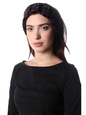 Полоска на голову SEANNA. Цвет: фиолетовый
