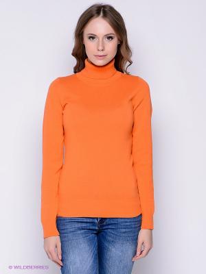 Водолазка Baon. Цвет: светло-оранжевый