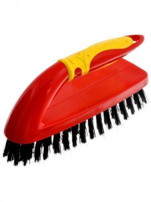 Щетка для чистки одежды Banat. Цвет: красный