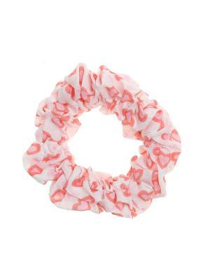 Резинка Migura. Цвет: белый, розовый