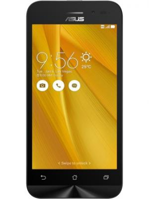 Смартфон ZenFone Go ZB450KL 8Gb, жёлтый Asus. Цвет: желтый