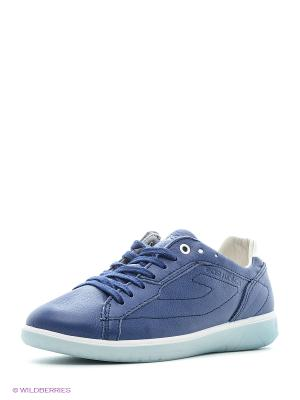 Ботинки TBS. Цвет: синий