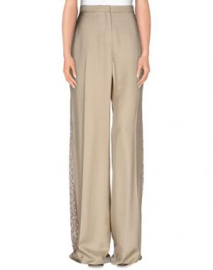 Повседневные брюки ZUHAIR MURAD. Цвет: бежевый
