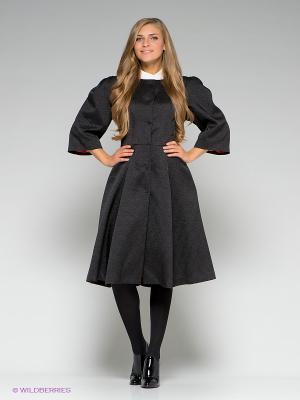 Пальто Alex Mazurin. Цвет: черный