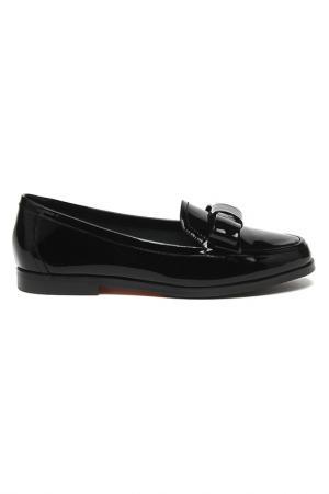 Туфли закрытые Zumita. Цвет: черный