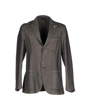 Пиджак SARTORIA LATORRE. Цвет: свинцово-серый