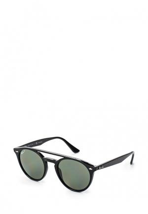 Очки солнцезащитные Ray-Ban®. Цвет: черный