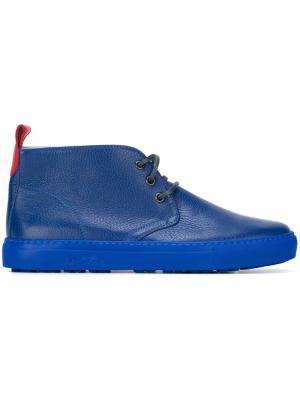 Хай-топы Alto Chukka Del Toro Shoes. Цвет: синий