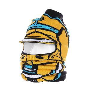 Балаклава  Full Visor Goon Neff. Цвет: черный,желтый