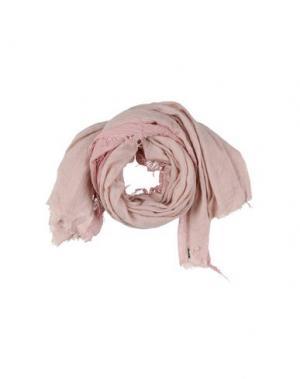 Палантин DONDUP. Цвет: светло-розовый