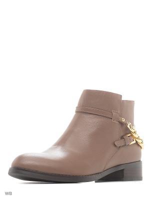 Ботинки Sasha Fabiani.. Цвет: бежевый