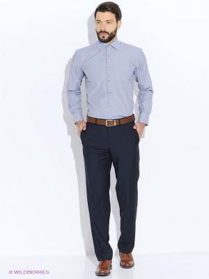 Рубашка LIVANSO. Цвет: серый