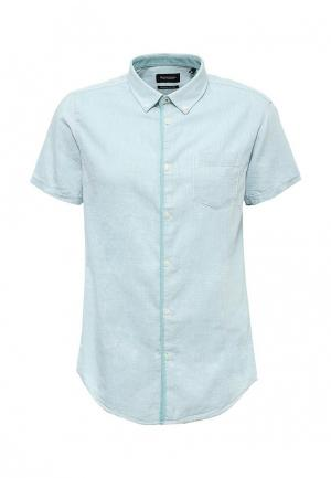 Рубашка Broadway. Цвет: голубой