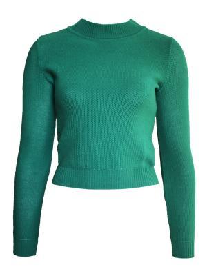 Джемпер Wooly's. Цвет: зеленый