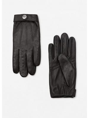Перчатки - CHARLES MANGO MAN. Цвет: черный