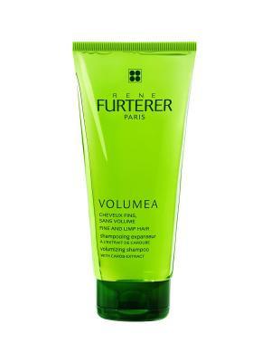 Шампунь для объема волос Volumea, 200 мл Rene Furterer. Цвет: прозрачный