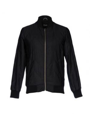 Куртка CLEPTOMANICX. Цвет: черный