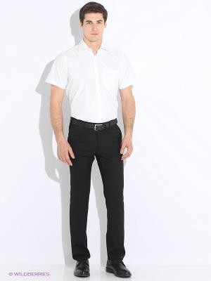 Рубашка с короткими рукавами Hans Grubber. Цвет: белый