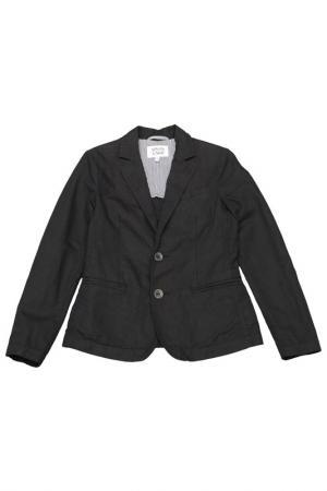 Пиджак Armani Junior. Цвет: темно-синий