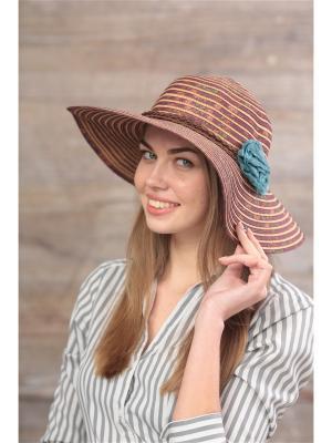 Шляпа Krife. Цвет: сиреневый