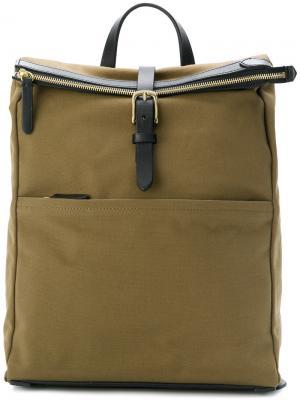 Рюкзак с пряжкой Mismo EXPRESSKAKIBLK12486420
