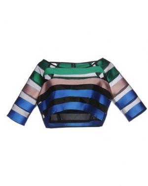 Блузка NORA BARTH. Цвет: зеленый