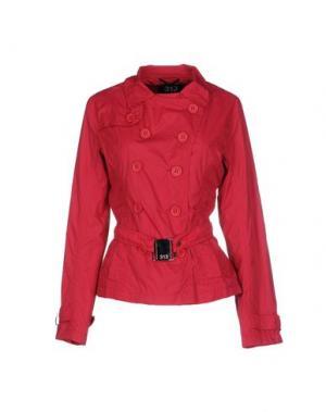 Куртка 313 TRE UNO. Цвет: пурпурный