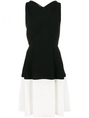 Платье Ellesfield Roland Mouret. Цвет: чёрный