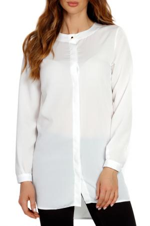 Рубашка LOU-LOU. Цвет: ecru
