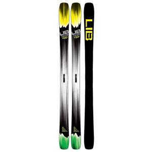 Лыжи  16 Ski Backwards 172 2pk Ast Lib Tech. Цвет: черный,желтый