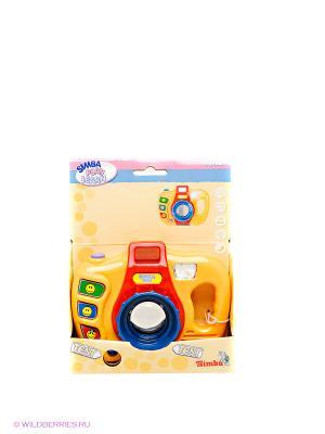 Фотоаппарат Simba. Цвет: желтый