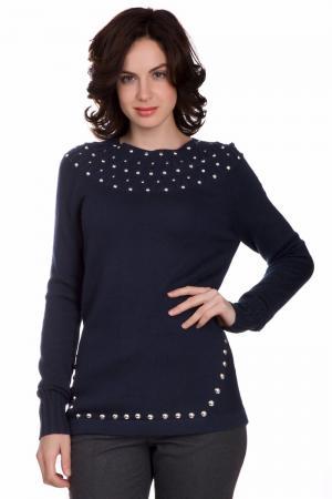 Пуловер Tuzzi. Цвет: синий