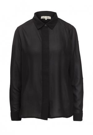 Блуза Urban Bliss. Цвет: черный