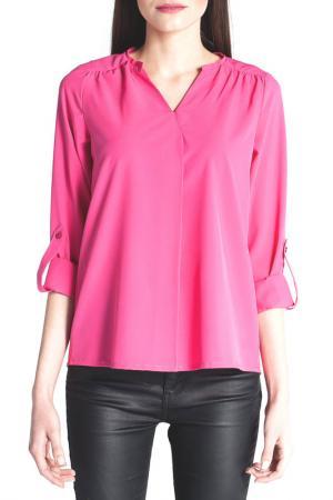 Блуза Ambigante. Цвет: fuchsia