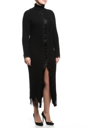 Платье Cotton Club. Цвет: черный