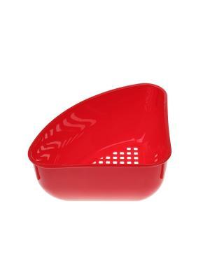 Органайзер для губок Migura. Цвет: красный
