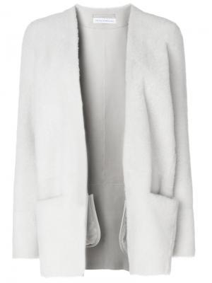 Пиджак Inès & Maréchal. Цвет: белый