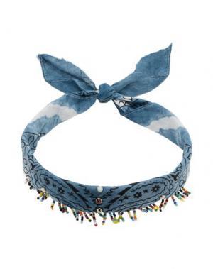 Ожерелье DANNIJO. Цвет: синий