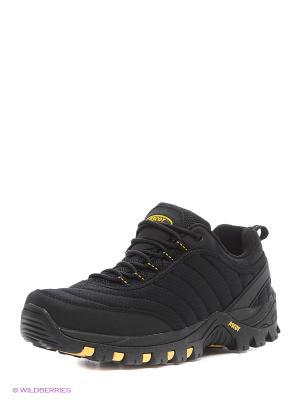 Спортивная обувь Ascot. Цвет: черный, желтый