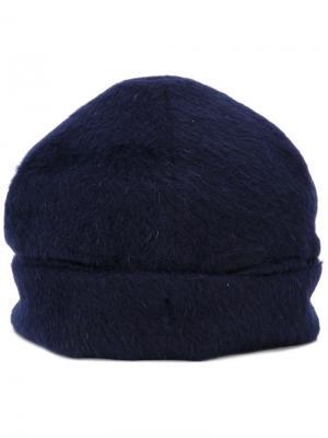 Шапка-бини Chola Minimarket. Цвет: синий