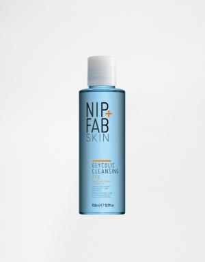 Nip+Fab Очищающее средство Glycolic Fix, 150 мл. Цвет: бесцветный