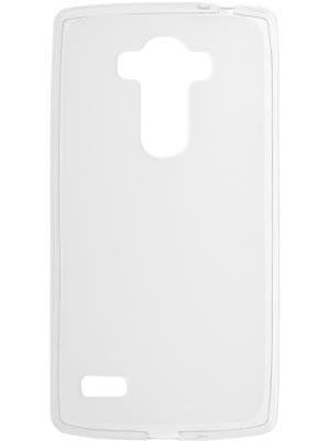 LG G4S silicone skinBOX. Цвет: прозрачный